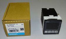 OMRON Temperature Controller - E5CN-R2MT-500, 100 to 240 Volt AC, multi-range