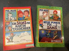 ?Das Sams? Kinderbücher, Paket, 2 Stück, Paul Maar