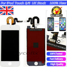 For iPod Touch 5 / 6 White Screen Replacement Touch Digitizer LCD Display