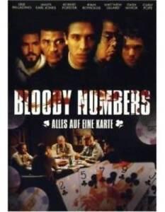 DVD Bloody Numbers - Alles auf eine Karte Gebraucht - gut