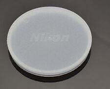 Nikon White Camera Body Cap AF D3 D4 D40 D60 D100 D200 D700 D3000 D5000 (#1964)