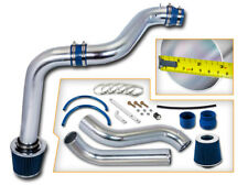 BCP BLUE 92-96 Prelude 2.2L/2.3L L4 Cold Air Intake Induction Kit + Filter