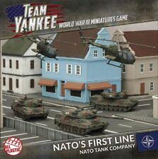 Team YANKEE nuovo con scatola NATO PRIMA LINEA (in plastica AFFARE dell'esercito) tnaab 1