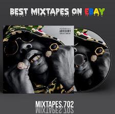 2 Chainz - Felt Like Cappin Mixtape (Artwork CD/Front/Back Cover) 2016