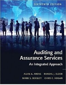 Auditing and Assurance Services By Alvina. Arens, Randal J. E...NEW Intl Edition