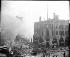 Los Angeles USA Times Building Union Bombing 1910 6x5 Inch Reprint Photo R