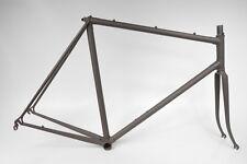 B. Carre Rennrad Stahl-Rahmen, Cinelli, Columbus SL, RH-58cm (70)