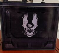 Halo 5 Guardians United Nations Space Command Lunch Box