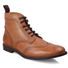 Stivali, anfibi e scarponcini da uomo Red Tape marrone
