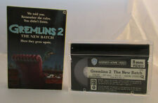 Gremlins 2: The New Batch Video8 (8MM) Tape - Rare Official US Warner Home Video