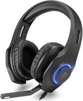 Easy SMX Gamers Choice Headphones 7.1 sound version VIP002S gaming headset