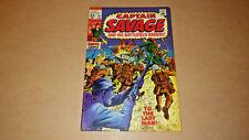 Captain Savage And His Battlefield Raiders 10 Marvel Comics 1969 FN/VF 7.0