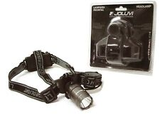 (34758) JOLUVI LINTERNA LAMPARA LUZ LED FRONTAL CABEZA 500 LM 30 METROS