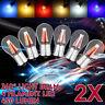 12-24V Universal BAU15S BA15S BAY15D Auto Birne Licht Lampe Rücklicht Bremslicht
