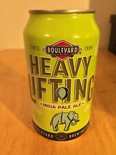 Boulevard HEAVY LIFTING IPA 12oz Craft Beer Can CLEAN EMPTY