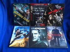 ACTION MOVIE NEW DVD LOT DEATH RACE JUMPER SPIRIT UNKNOWN SOURCE CODE MECHANIC