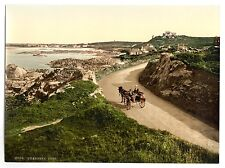 10 Victorian Views Guernsey Moulin Huet Fermain Rocquaine Bay Petit Bot Photos