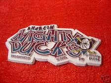 Anaheim Mighty Ducks Rubber Team Logo Magnet NHL
