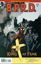 BPRD King Of Fear #1 (NM)`10 Mignola/ Arcudi/ Davis