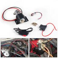 Car Universal Front Brake Line Lock Heavy Duty Type Roll Control Hill Holder Kit