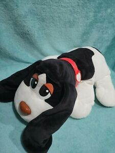 2007 Pound Puppies Plush Stuffed Animal Dog Red Collar 24 inch Super Clean