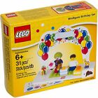 LEGO MINIFIGURE & CLOWN BIRTHDAY 850791 Set New & Sealed Box Holiday Cake Topper