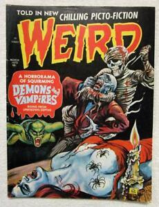 WEIRD  V.6 #2  (3/72)  Eerie Pub.