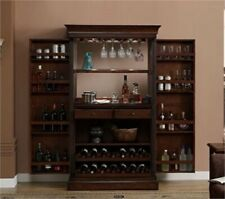 New Jordan Wine and Spirit Cabinet by American Heritage Billiards Navajo Color