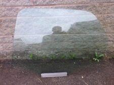 Vauxhall Corsa C 2001-2006 5 Door Nearside Rear Door Window Glass