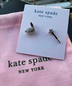 Kate Spade Magic wand Bunny Rabbit Stud Earrings