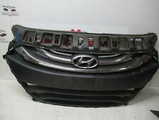 HYUNDAI I30 GRILLE RADIATOR GRILLE, GD, 5DR HATCH, HEXAGONAL TYPE, 03/12-12/14 1