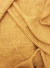 Designers Guild Remnant Linen Golden Colour Fabric 43cm x 146cm