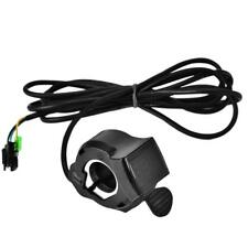 12-99v Twist Thumb Throttle Assembly Ebike Electric Bike Scooter LED Meter SD