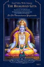 God Talks with Arjuna: The Bhagavad Gita (Set of 2 Volumes) by Paramahansa Yogan