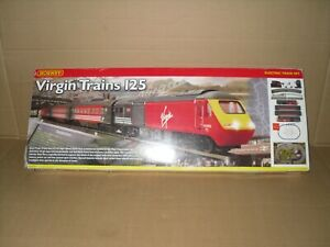 Hornby 125 Virgin Train set