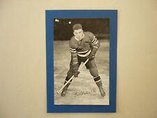 1934/43 BEEHIVE CORN SYRUP GROUP 1 NHL HOCKEY PHOTO NEIL COLVILLE SHARP BEE HIVE