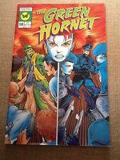 The Green Hornet #19 Now Comics Comic Book Mar 1992