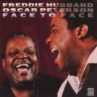 FREDDIE & PETERSON,OSCAR HUBBARD - FACE TO FACE  CD NEUF