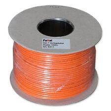 100M cat.7 verlegekabel Dúplex Cable de Red Cobre LAN 1000mhz S / ftp6 5 kat.7