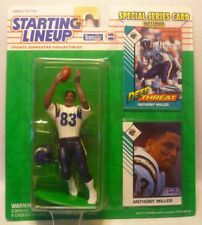 1993 Anthony Miller - Starting Lineup - Slu - Sports Figurine - S. D. Chargers