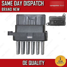 FORD C-MAX, S-MAX 1.6 1.8 2.0 2006>2014 HEATER BLOWER MOTOR RESISTOR