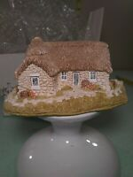 "LilliPut Lane The Scottish Collection "" Culloden Cottage "" Handmade In UK..."