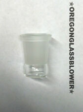 18mm 19mm  Glass on Glass Collection Jar Female Glass Plug Stopper