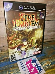 FIRE EMBLEM PATH OF RADIANCE NINTENDO GAMECUBE GC PAL ITA COMPLETO COME NUOVO
