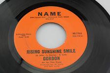 Gordon: Rising Sunshine Smile / She's Mine  [VG+ Copy]