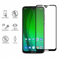 Full Glass Screen Protector for Motorola Moto G7 Power One P30 Z2 Play G6 Plus Z