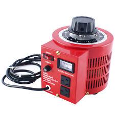 8Amps 0-250V Output Auto Variable Transformer AC Voltage AC Power Transformer