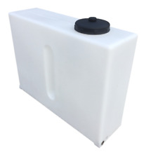 250L Litre Upright Plastic Water Storage Tank - Valeting Window Cleaning Camping