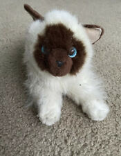 Bella the Plush Birman Cat 12 Inch Stuffed Flopsie by Aurora
