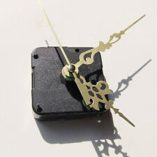 AU_ Clock Mechanism Quiet Movement Sweep Technology Repair Kit Pointer Hands Nov